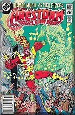 Buy The Fury Of Firestorm #5 (1982) *Copper Age / DC Comics / Pied Piper*