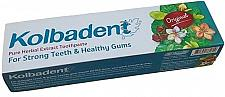 Buy Kolbadent Herbal Toothpaste for Gingivitis Halitosis and Sensitive Teeth