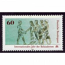 Buy German MNH Scott #1342 Catalog Value $.75