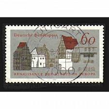 Buy German Used Scott #1343 Catalog Value $.30