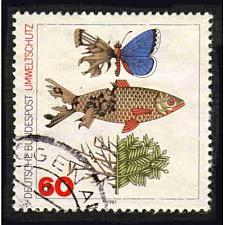 Buy German Used Scott #1346 Catalog Value $.30