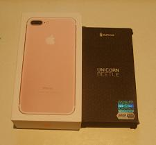 Buy LIKE-NEW Rose Gold Unlocked 32gb T-mobile Iphone 7 + (A1784) GSM