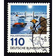 Buy German Used Scott #1353 Catalog Value $.50