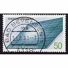 Buy German Used Scott #1354 Catalog Value $.30