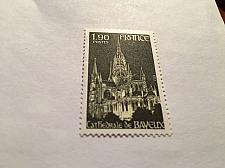 Buy France Cathédrale de Bayeux mnh 1977