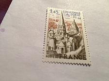 Buy France Dorat abbey mnh 1977