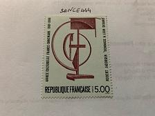 Buy France Art Danish sculpture mnh 1988
