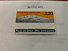 Buy France Braille mnh 1989