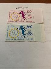 Buy France European Council mnh 1989