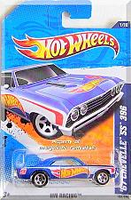 Buy Hot Wheels - '67 Chevelle SS 396: HW Racing #1/10 - #151/244 (2011) *Blue*