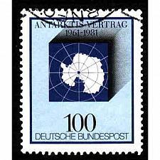 Buy German Used Scott #1362 Catalog Value $.45
