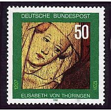 Buy German MNH Scott #1363 Catalog Value $1.00