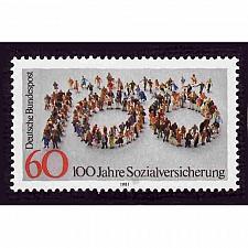 Buy German MNH Scott #1365 Catalog Value $.85