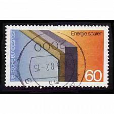 Buy German Used Scott #1367 Catalog Value $.30