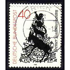 Buy German Used Scott #1368 Catalog Value $.30