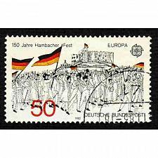 Buy German Used Scott #1372 Catalog Value $.25