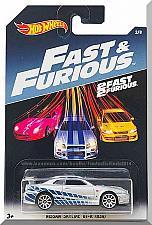 Buy Hot Wheels - Nissan Skyline GT-R (R34): Fast & Furious #2/8 (2017) *Walmart*