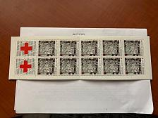 Buy France Booklet Red Cross mnh 1986
