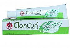 Buy Thailand Herbal Toothpaste Twin Lotus 100g Bleeding Gums Peppermint Oil Menthol