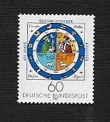 Buy Germany Hinged ng Scott #1383 Catalog Value $.85