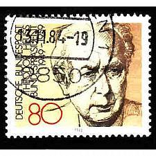 Buy German Used Scott #1384a Catalog Value $.75