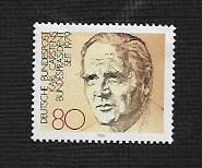 Buy Germany Hinged Scott #1384e Catalog Value $.70