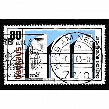 Buy German Used Scott #1389 Catalog Value $.30