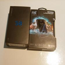 Buy Excellent Unlocked Samsung Galaxy S8 OGray (T-Mobile) Smartphone Bundle!!