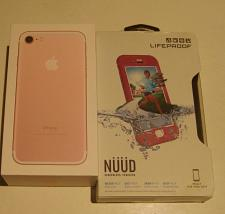 Buy Nice Unlocked Rose Gold A1660 128gb Iphone 7 & More!!!