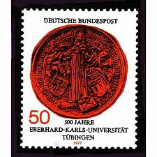 Buy German MNH Scott #1257 Catalog Value $.90
