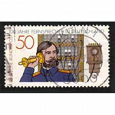 Buy German Used Scott #1261 Catalog Value $.30