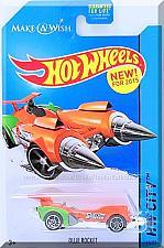 Buy Hot Wheels - Ollie Rocket: HW City 2015 - HW Space Team #41/250 *Orange Edition*