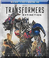 Buy Blu-Ray - Transformers: Age Of Extinction (2014) *Mark Wahlberg / Nicola Peltz*