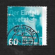 Buy German Used Scott #2778 Catalog Value $.85