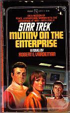 Buy Star Trek #12 Mutiny on the Enterprise by Robert Vardeman 1983 paperback - Very Good