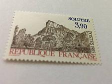 Buy France Solutre mnh 1985