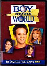 Buy Boy Meets World - The Complete 1st Season DVD 2010, 3-Disc Set - Very Good