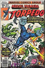 Buy Marvel Premiere #39 (1977) *Bronze Age / Marvel Comics / The Torpedo*