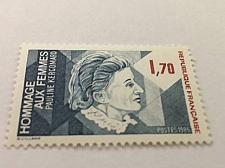 Buy France Pauline Kergomard mnh 1985