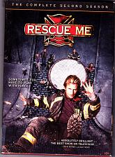 Buy Rescue Me - The Complete 2nd Season DVD 2006, 4-Disc Set - Very Good