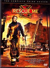 Buy Rescue Me - The Complete 3rd Season(DVD 2007, 4-Disc Set - Very Good