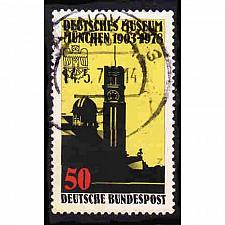 Buy German Used Scott #1269 Catalog Value $.30