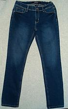 Buy Girl's Jordache Jeans Regular with Skinny Legs Adjustable Waist Size 12