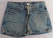 "Buy ""Lucky"" Brand Woomen's Short-Shorts Worn Look Size 24"