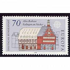 Buy Germany Hinged Scott #1272 Catalog Value $1.15
