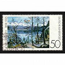 Buy German Used Scott #1283 Catalog Value $.45