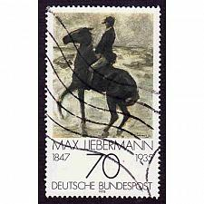 Buy German Used Scott #1284 Catalog Value $.60