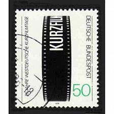 Buy German Used Scott #1288 Catalog Value $.30