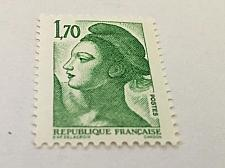 Buy France Definitive Liberty 1.70f mnh 1984