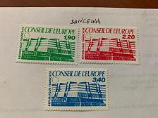 Buy France European council mnh 1986